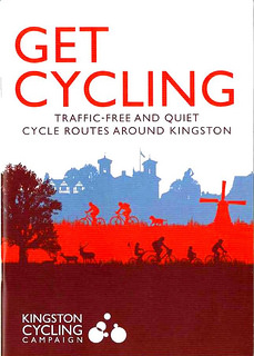 These routes are in KCC's booklet - Get Cycling