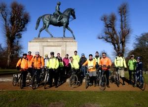 Sunday 8 February 2015, Windsor Great Park