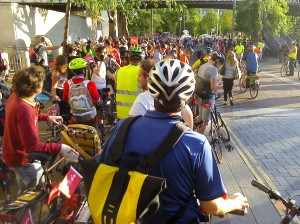 Space4Cycling demo