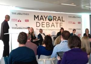The Mayoral Debate 29 April
